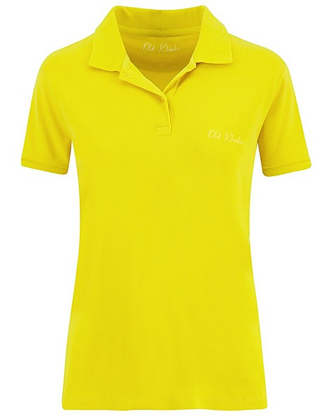 Old Khaki Women's Eva Golfer -  ochre