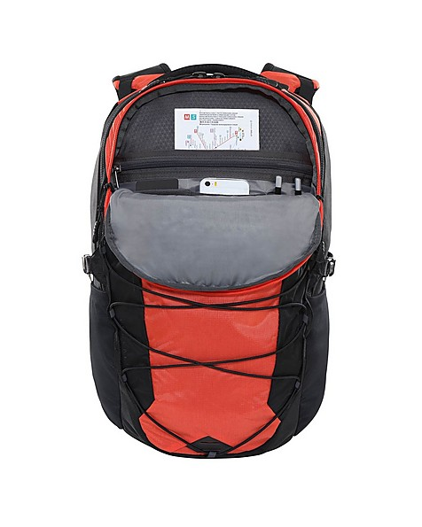 The North Face Borealis 3KV3 -  red