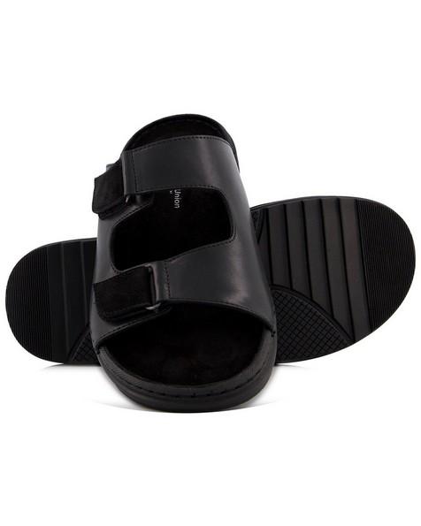 Cape Union Men's Timber Slide -  black