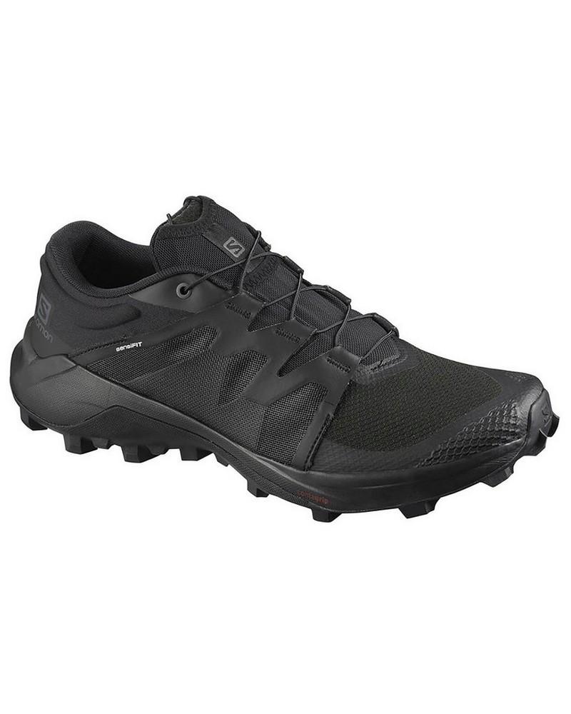 Salomon Men's Wildcross Shoe -  black