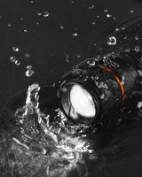 Nebo Davinci™ 1 500 Lumen Rechargeable Handheld Flashlight -  black