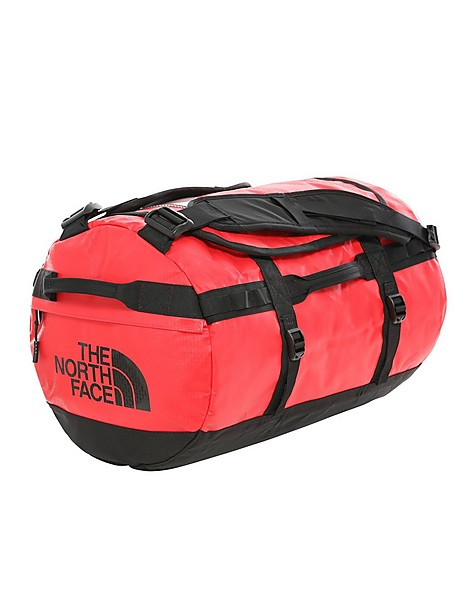 The North Face Base Camp Duffel Small -  red