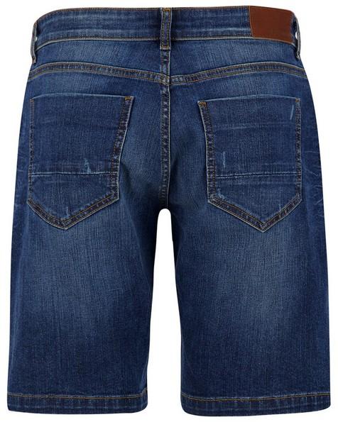 Old Khaki Men's Tim Denim Shorts -  indigo