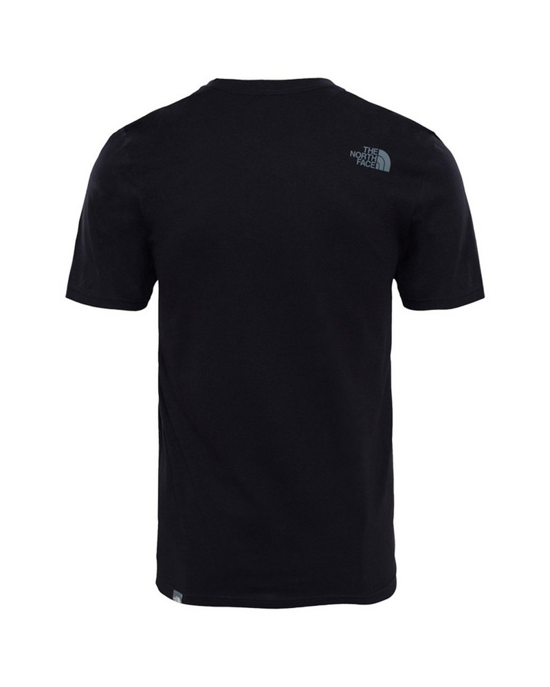 The North Face Men's Easy T-Shirt -  black