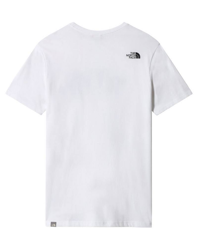 The North Face Men's Easy T-Shirt -  white