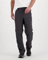 The North Face Men's Exploration Convertible Pants -  grey