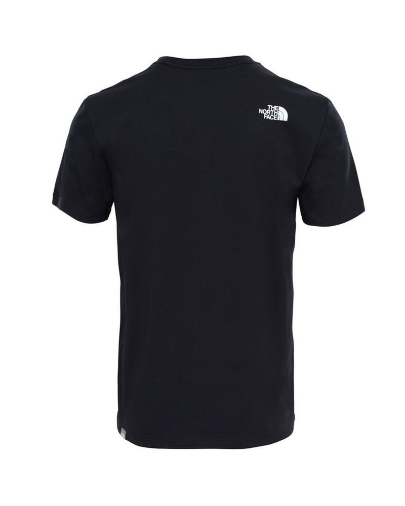 The North Face Men's 'Never Stop Exploring' T-Shirt -  black
