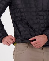 The North Face Thermoball Eco Hoodie (Mens) -  black