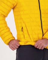 The North Face Thermoball Eco Hoodie (Mens) -  yellow