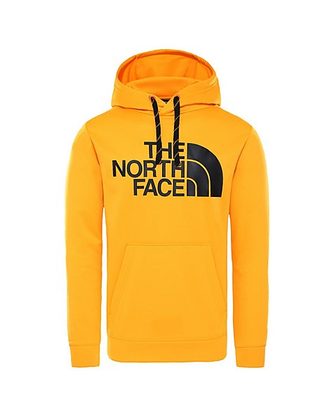 The North Face Men's Surgent Hoody -  yellow