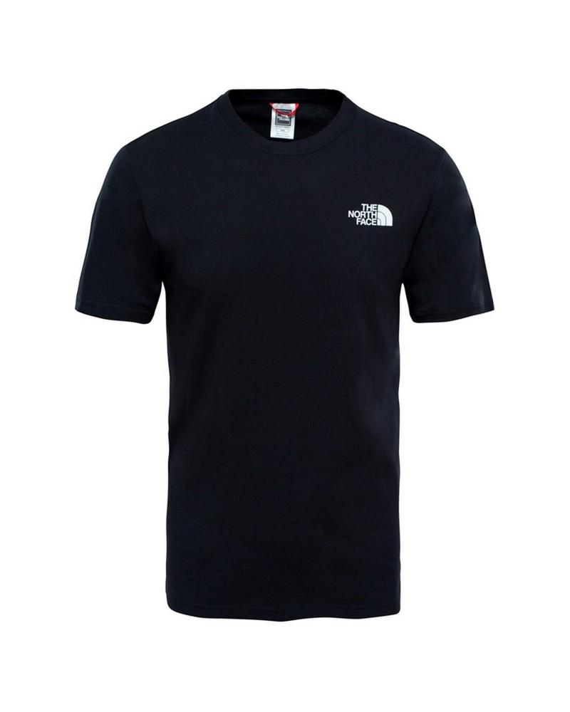 The North Face Men's Redbox T-Shirt -  black