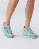 Salomon Women's Sense Ride 4 Trail Running Shoe -  aqua
