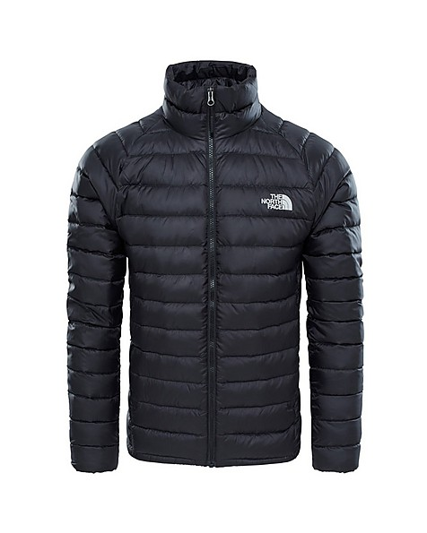 The North Face Men's Trevail Jacket -  black