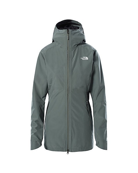 The North Face Women's Hikesteller Shell Jacket -  green