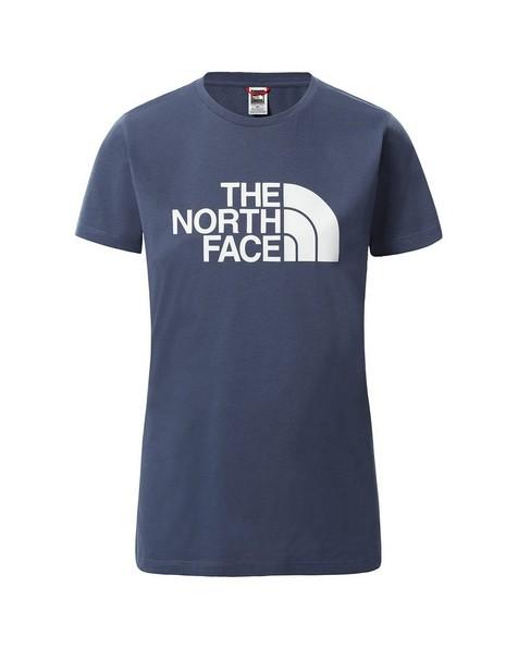 The North Face Women's Easy Tee -  indigo