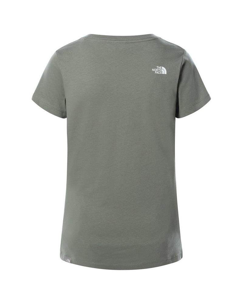 The North Face Women's Never Stop Exploring T-Shirt -  green