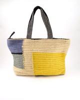Old Khaki Women's Zahara Kilim Shopper Bag -  midblue