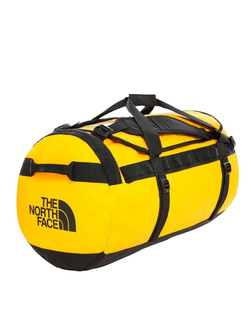 The North Face Base Camp Duffel Large -  yellow