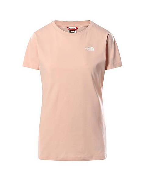The North Face Women's Simple Dome T-Shirt -  pink