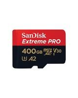 Sandisk Extreme Pro microSDXC 400GB + SD Adapter -  nocolour