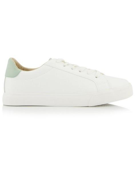 Old Khaki Women's Annie Sneaker -  white