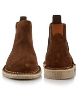K-Way Elements Mish Chelsea Boot -  brown