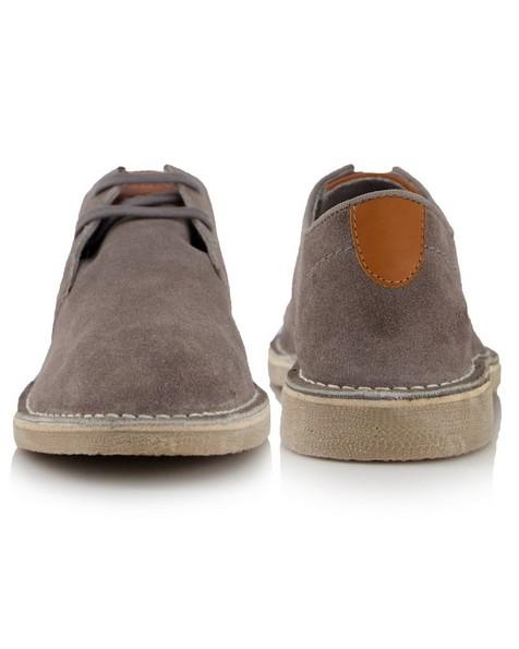 K-Way Elements Charlie Derby Shoe -  grey
