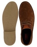 K-Way Elements Charlie Derby Shoe -  brown