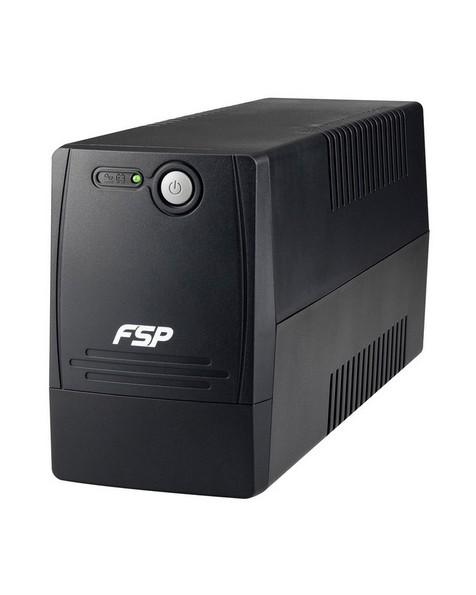 FSP FP600 600VA 2x Type-M 1x USB Com UPS -  nocolour