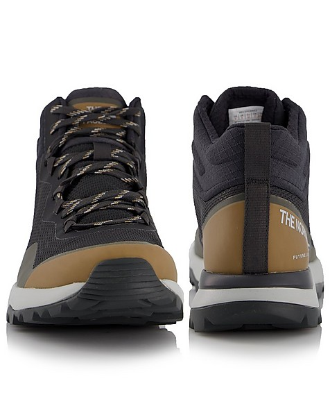 The North Face Activist Mid Futurelight Boot -  charcoal