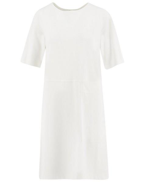 Rare Earth Frida Knit Dress -  milk