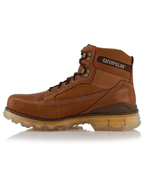 Caterpillar Baseplate Boot -  tan