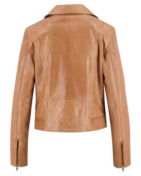 Old Khaki Women's Thabisa Leather Jacket -  tan