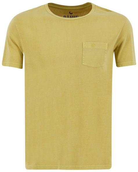Old Khaki Men's Heinz Standard Tee  -  yellow