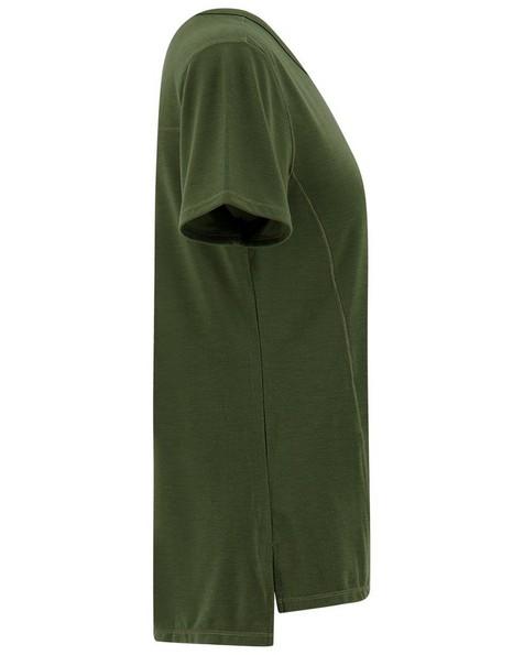 Rare Earth Alexa Knit Top -  darkgreen