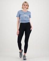 K-Way Pulse Women's Full Leggings -  black