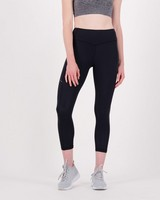 K-Way Pulse Women's 7/8 Leggings -  black