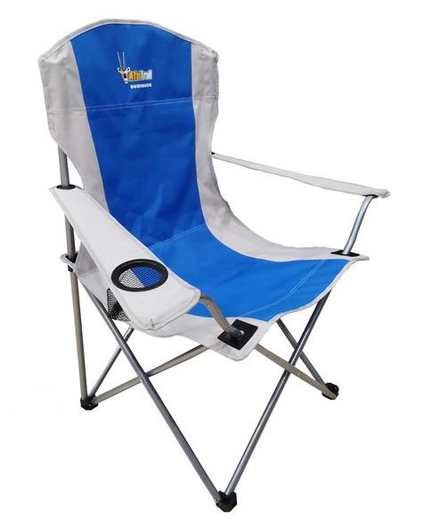 Afritrail Bushbuck Chair -  navy