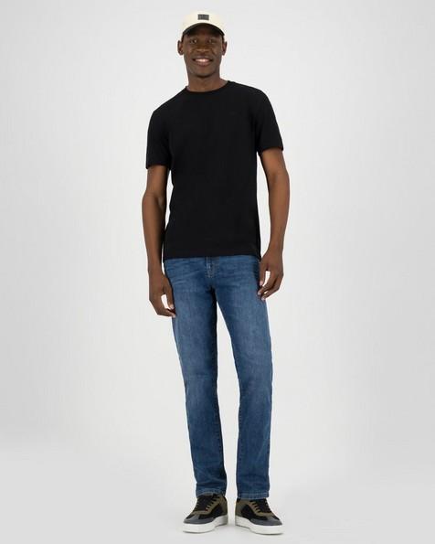 Old Khaki Men's Neil 2 Standard Tee  -  black