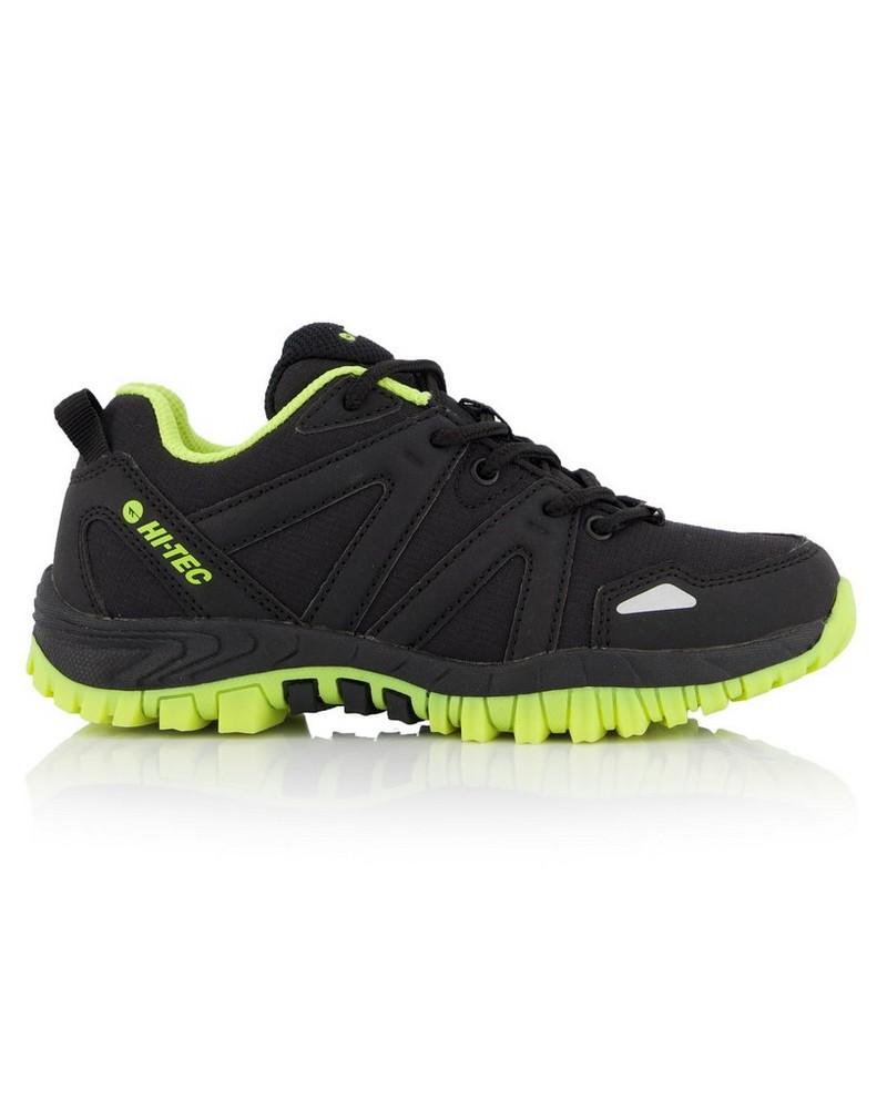 Hi-Tec Apollo Junior Shoes -  black