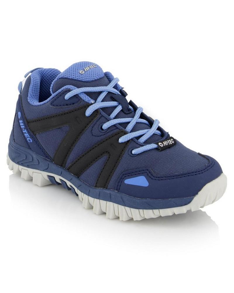Hi-Tec Apollo Junior Shoes -  blue