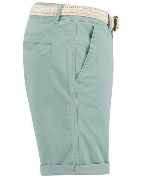 Old Khaki Women's Callia Belted Shorts -  duck-egg