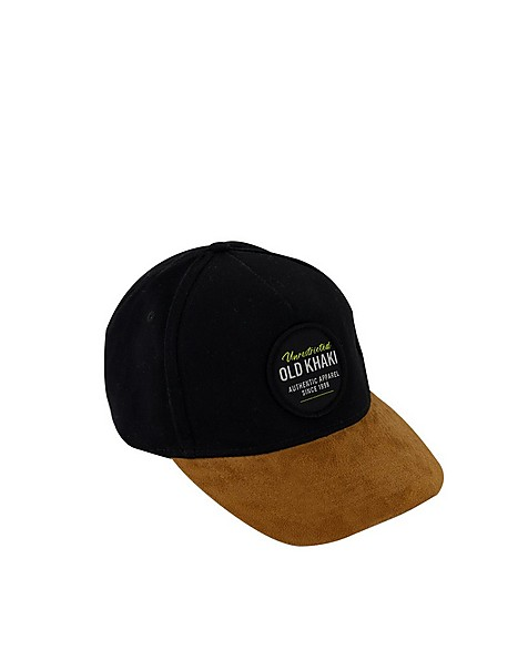 Old Khaki Men's Kagiso Cap -  black