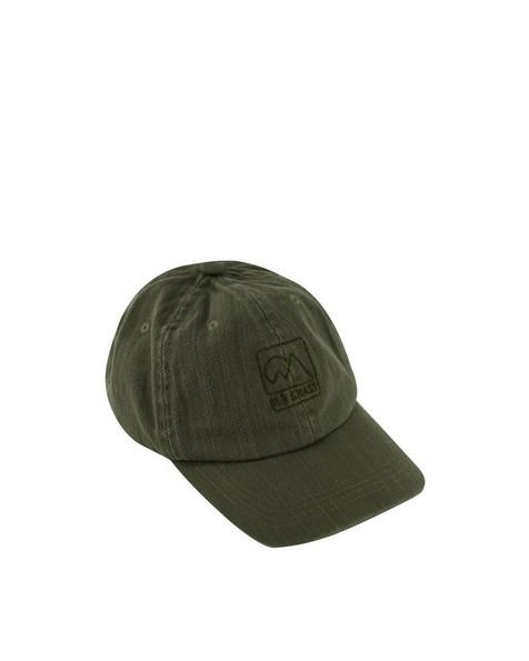 Old Khaki Men's Chandler Washed Minimalist Logo Peak -  green