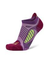 Balega Men's UltraLight No Show Sock -  purple