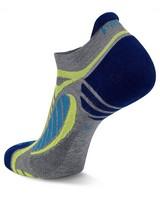 Balega Men's UltraLight No Show Sock -  blue