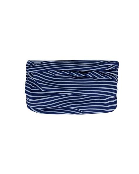 Old Khaki Women's Striped Multi-Scarf -  blue