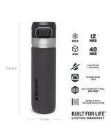 Stanley Vacuum Hydration Quick Flip Bottle 700ml -  charcoal
