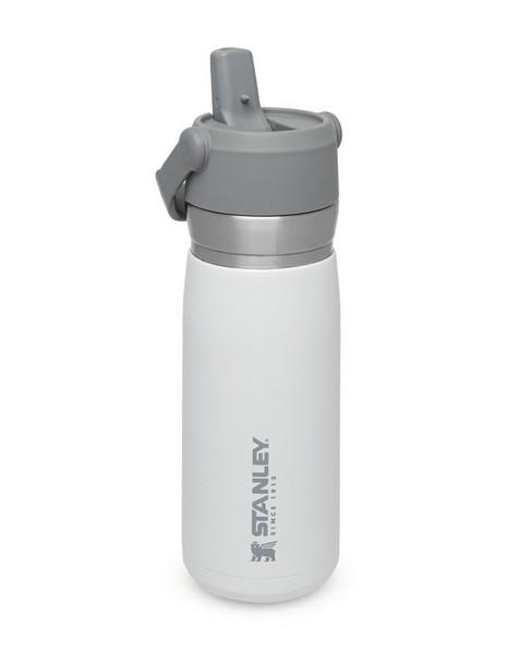 Stanley Hydration IceFlow Vacuum Bottle 650ml -  white