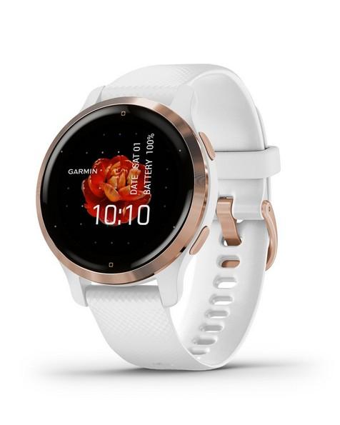 Garmin Venu 2S GPS Smartwatch -  white